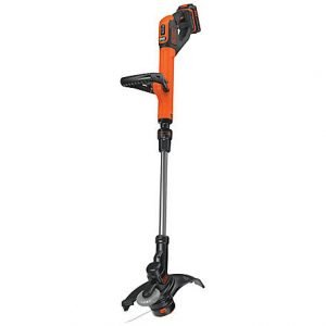 Black & Decker  20V MAX Lithium Ion 12 in. 2-Speed String Trimmer Edger